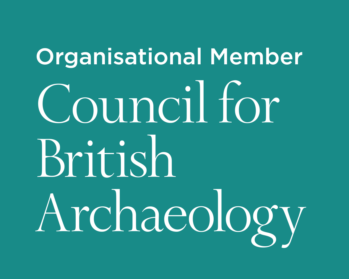 Council for British Archaeology - Organisational Member