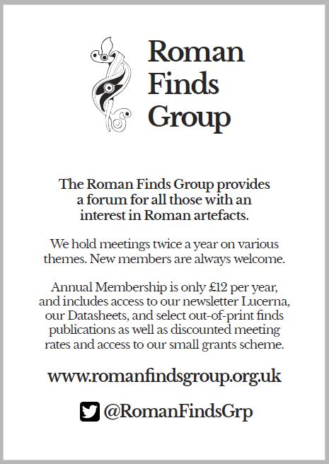Roman Finds Group Poster