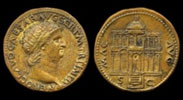 23  Coin of Nero <br/>&copy; Museum of London